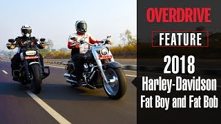 2018 Harley-Davidson Fat Boy and Fat Bob to Mahabaleshwar | Feature | OVERDRIVE