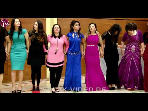 Dicle & Rizgar - Part 2 - Yalak Video - Koma Zeki - Govend 2016 - Reks 2016 - Kemanca 2016