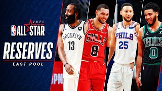 Best of 2021 Eastern Conference NBA All-Star Reserves | 2020-21 NBA Season