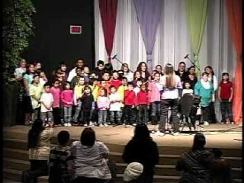 God of Wonders by CWC Kids Choir