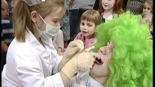 Семейная стоматология дети лечат зубы(В клинике