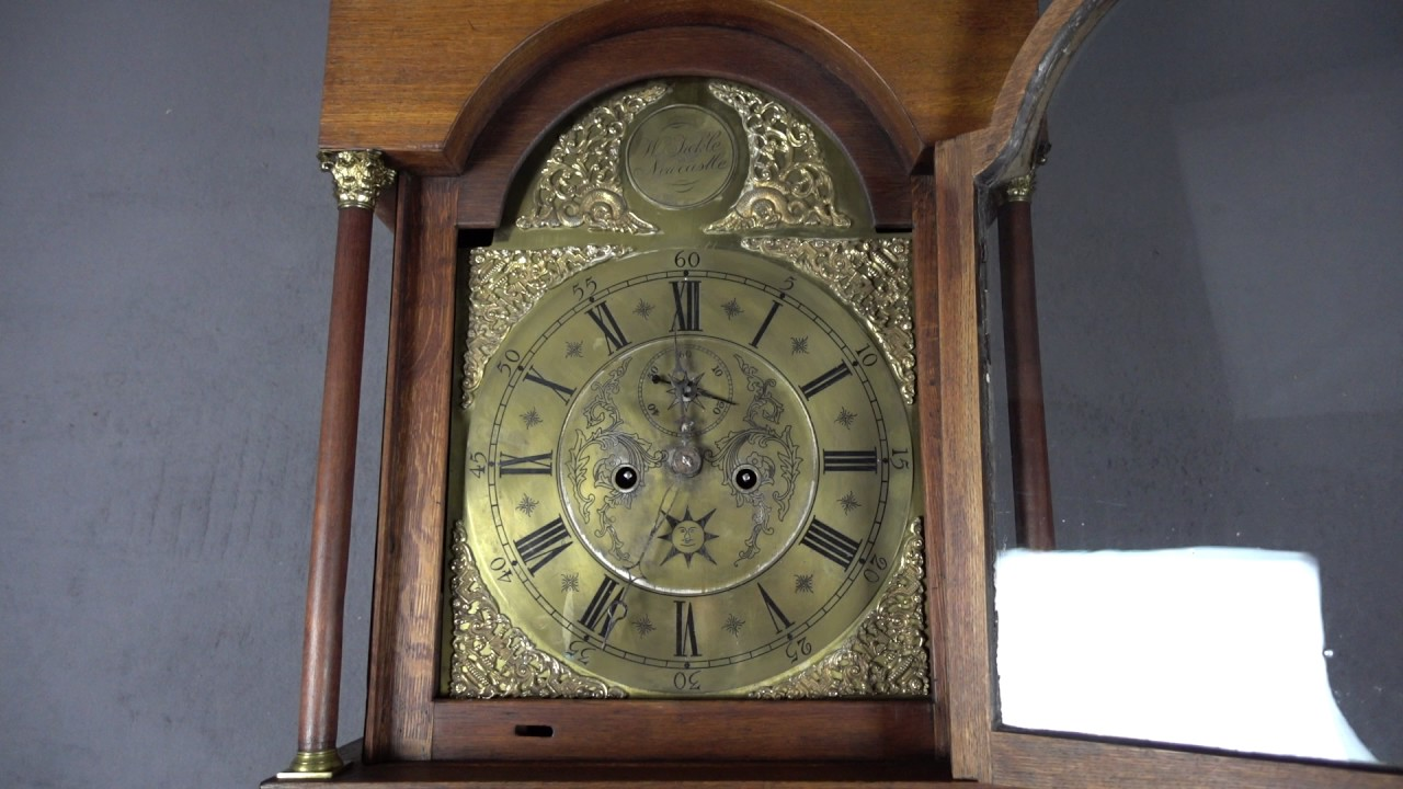 Englische Standuhr Signiert William Tickle 1765-1785 Newcastle -www.antik -benz.de 2a191a2e98