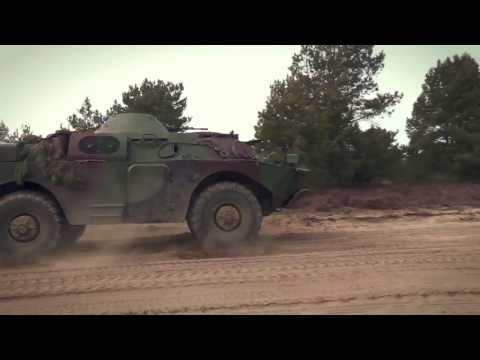 Wyższa Szkoła Oficerska Wojsk Lądowych - film promocyjny
