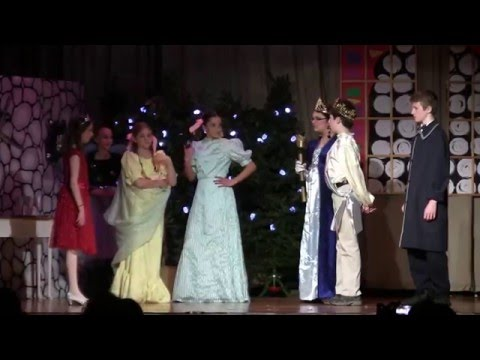 Belvoir Christian Academy's Middle School Play - 3-10-16