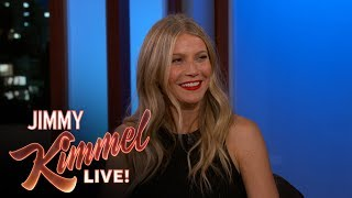 Gwyneth talks about going to camp when she was growing up and reveals why won't be sending her kids away this summer.robert downey jr. & tom holland on s...