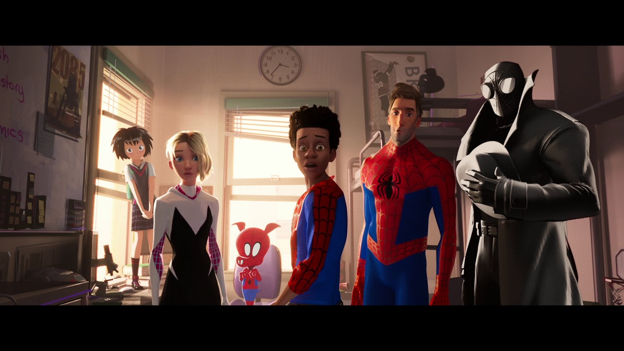 "Spider-Man : New Generation – TV SPOT ""Surprise"" 20s"