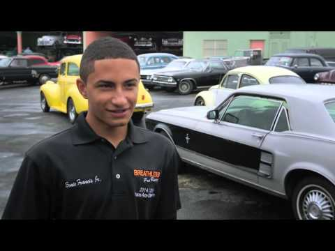 Ernie Jr Special Guest Star on South Beach Classics Velocity Channel