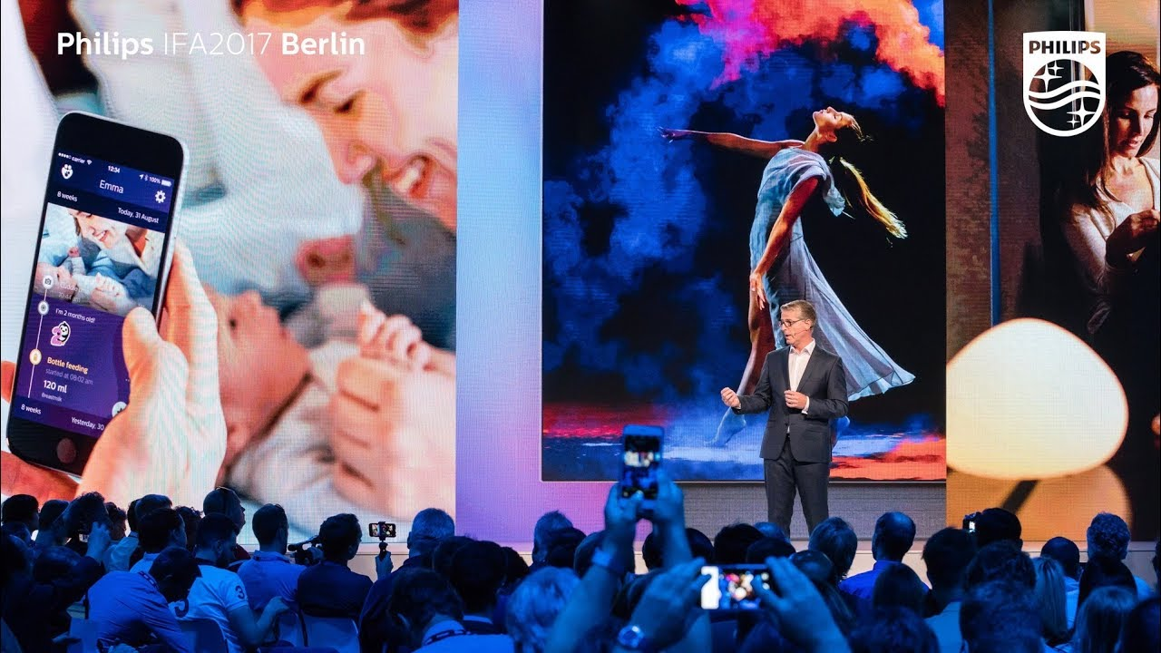 Philips Press Conference | IFA 2017