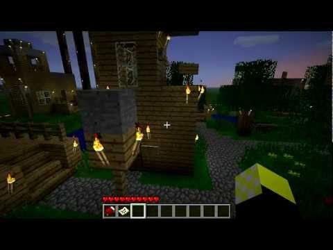 Tetrix Obstacle Course W/ Dead P.3 (Minecraft Puzzle Map)
