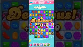 Solve level 898 easily candy crush saga..