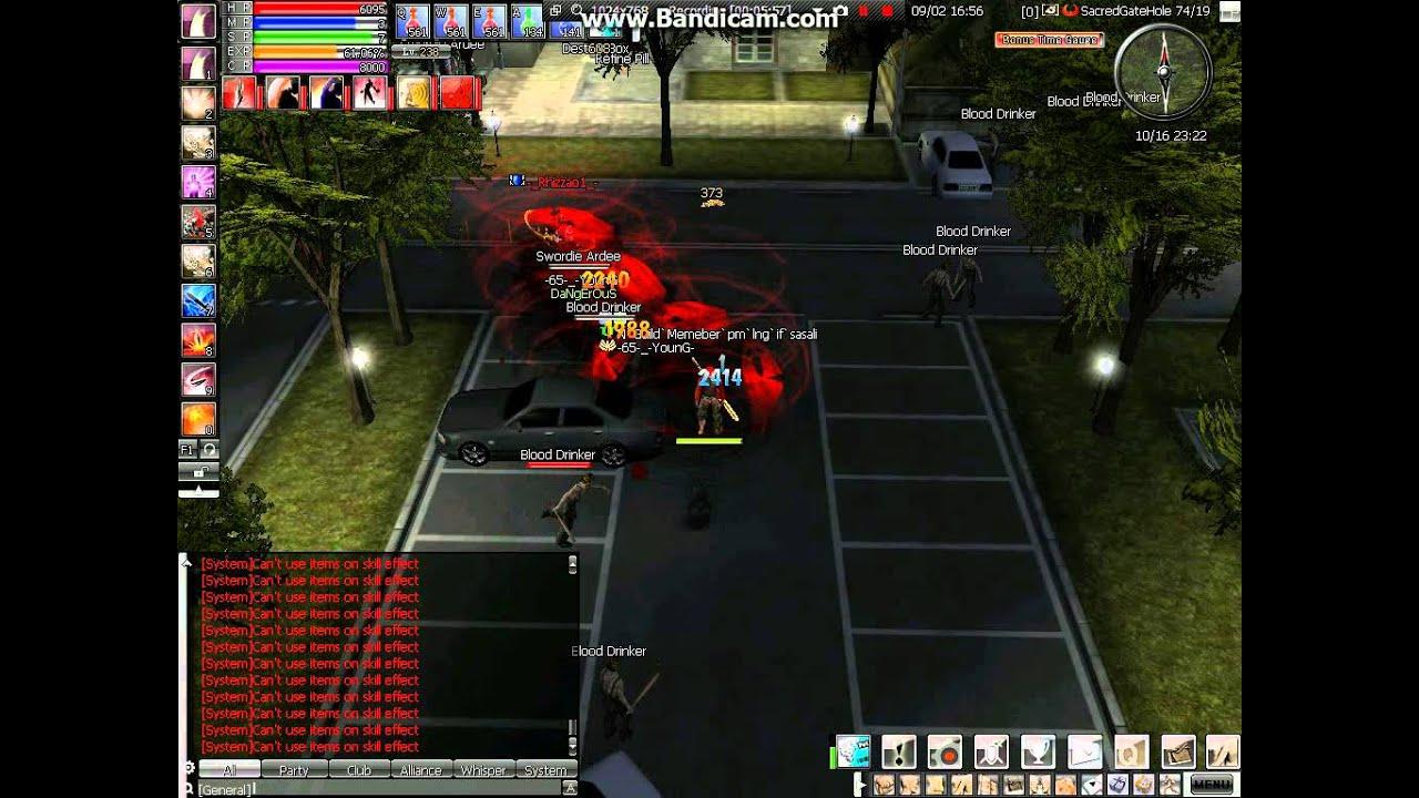 ran online top server