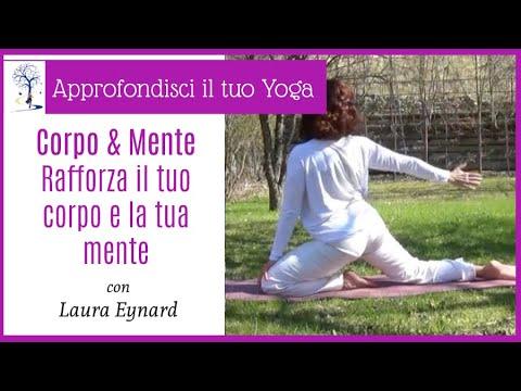 CORPO E MENTE: Video-Pratica Yoga