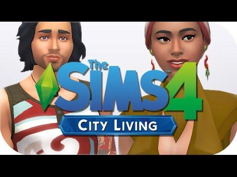 THE SIMS 4 | CITY LIVING || CAS TOUR!