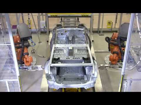 2016 BMW 7 Series carbon fiber (CFRP) production [3/3]