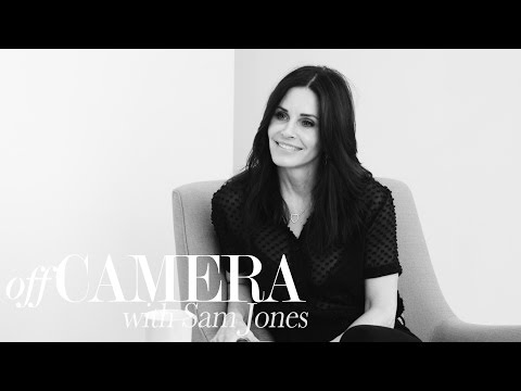Courteney Cox feels fortunate to have been a part of 'Friends'