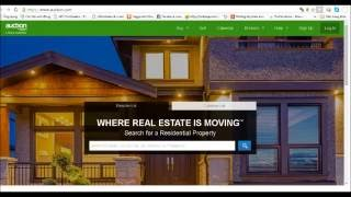 List sites to find real estate homes for sale & houses for rent on