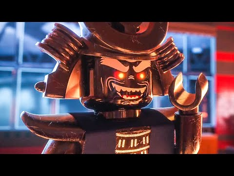 Thumbnail: THE LEGO NINJAGO MOVIE Comic-Con Trailer (2017)