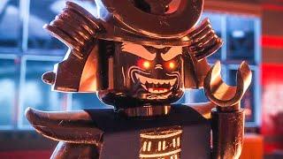 THE LEGO NINJAGO MOVIE Comic-Con Trailer (2017)