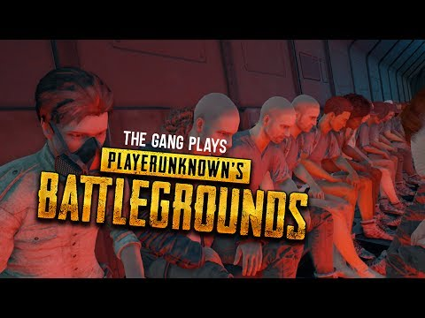 PlayerUnknown's Battlegrounds - The gang gets good