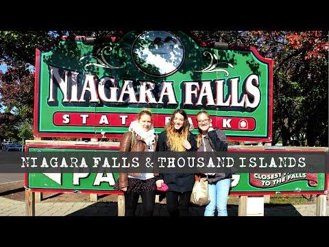 Niagara Falls & Thousand Islands VLOG | #54