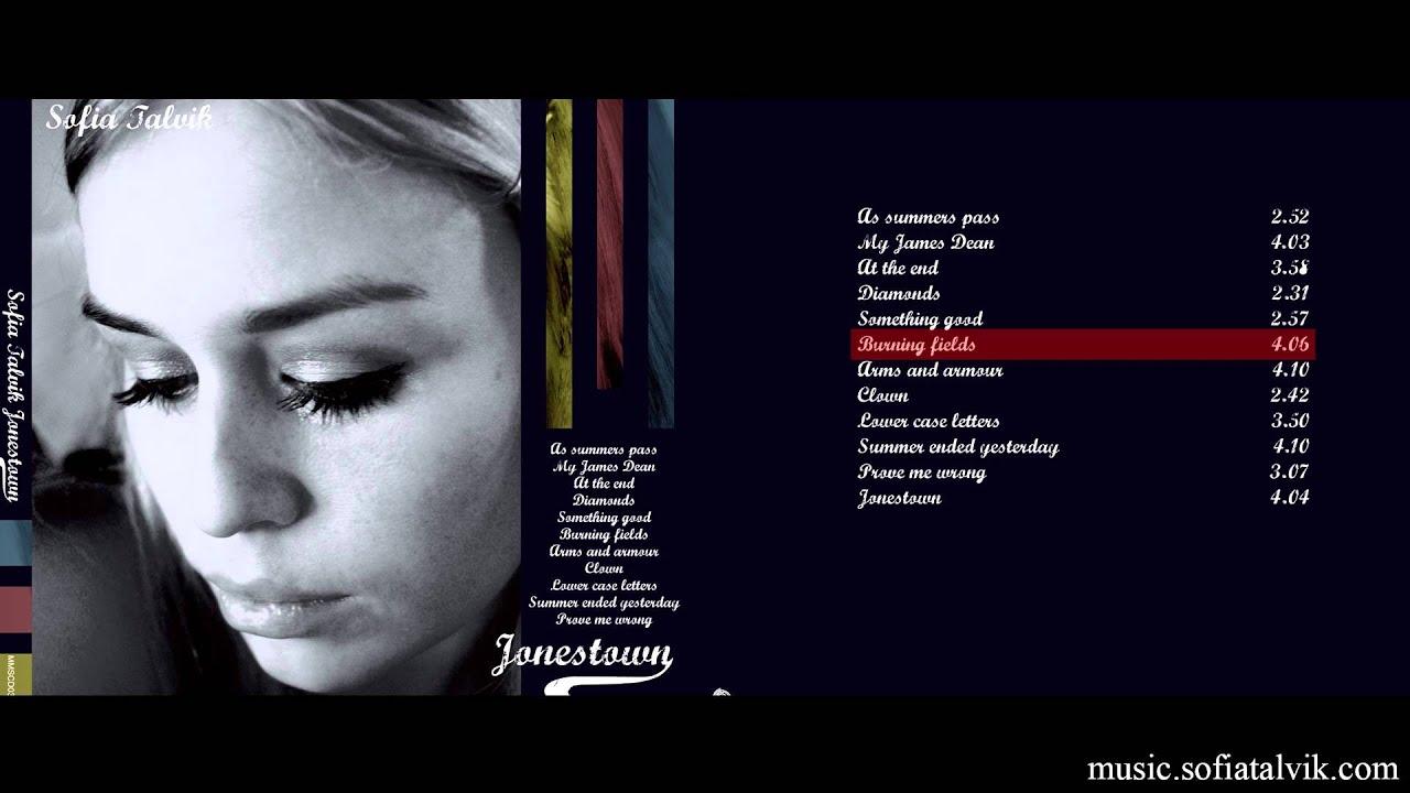 Download Sofia Talvik - Burning Fields (Jonestown - YouTube Album)