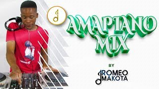AMAPIANO HITS  05 JULY 2019  ROMEO MAKOTA