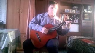 на гитаре - Крёстный отец