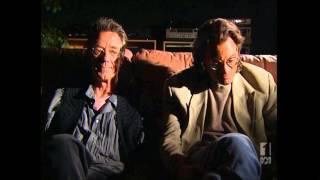 Ray Manzerak & Danny Sugerman explain how Jim Morrison would Sing!