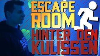 Hinter den Kulissen eines Dortmunder Escape Rooms