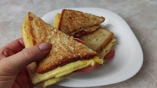 Приготовила завтрак за 5 минут! БЫСТРЫЙ ЗАВТРАК. Рецепты Анны
