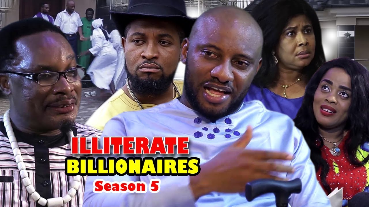 Illiterate Billionaire - 5