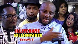 ILLITERATE BILLIONAIRE SEASON 5 - (New Movie) 2019 Latest Nigerian Nollywood Movie full HD