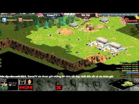 GameTV + Gunny vs Hà Nội ngày 30 01 2016 C4T1
