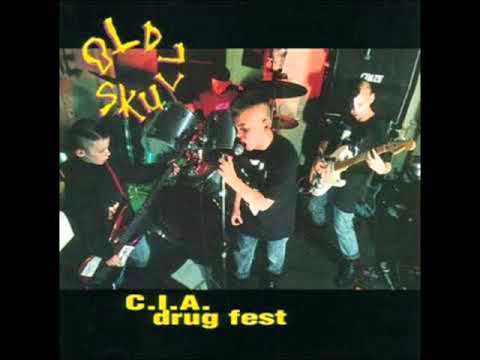 Old Skull - C.I.A. Drug Fest (1992)