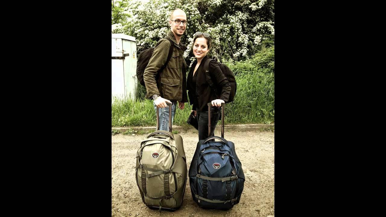 Sojourn 80 Travel Pack Youtube