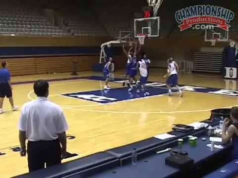 Get an Inside Look at How Coach K Teaches, Develops Chemistry! - Basketball 2015 #32