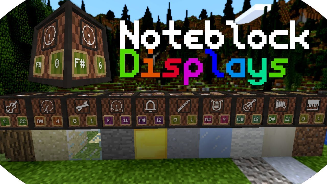 minecraft note block sounds weird