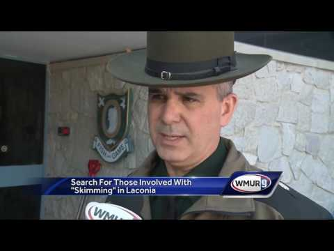 """Fish and Game searching for those involved with """"skimming"""" in Laconia"""