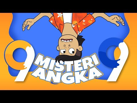 Kartun Lucu Om Perlente - Misteri Angka 9 - Animasi Indonesia