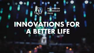 The Millennium Technology Prize Gala 2018 in one minute