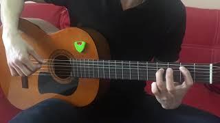 Fade to black- разбор на гитаре