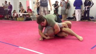 Will Sutton vs Jeremy Joles - Linic Submission Challenge