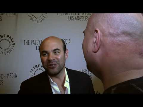 Ian Gomez interview for Cougartown at the Paleyfest TV Festival 2010