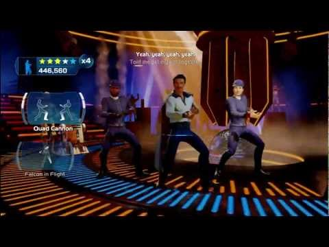 Kinect Star Wars: Galactic Dance Off - I
