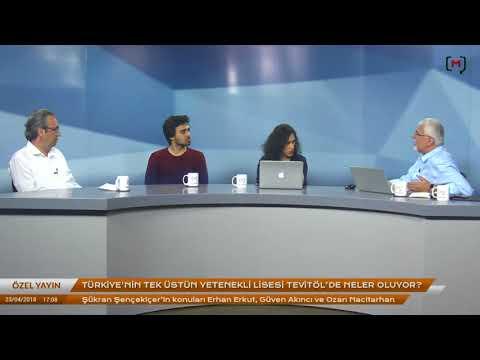 Türkiye'nin tek üstün yetenekli lisesi TEVİTÖL'de neler oluyor?