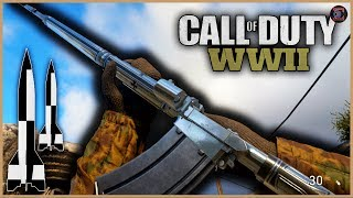 NEW WEAPON UPDATE in Call of Duty: WW2 ~ 185 subs til 100k