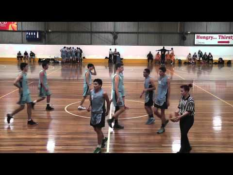 Christian Brothers Lewisham v St Marys Cathedral School ( CCC State Champs 2014 )