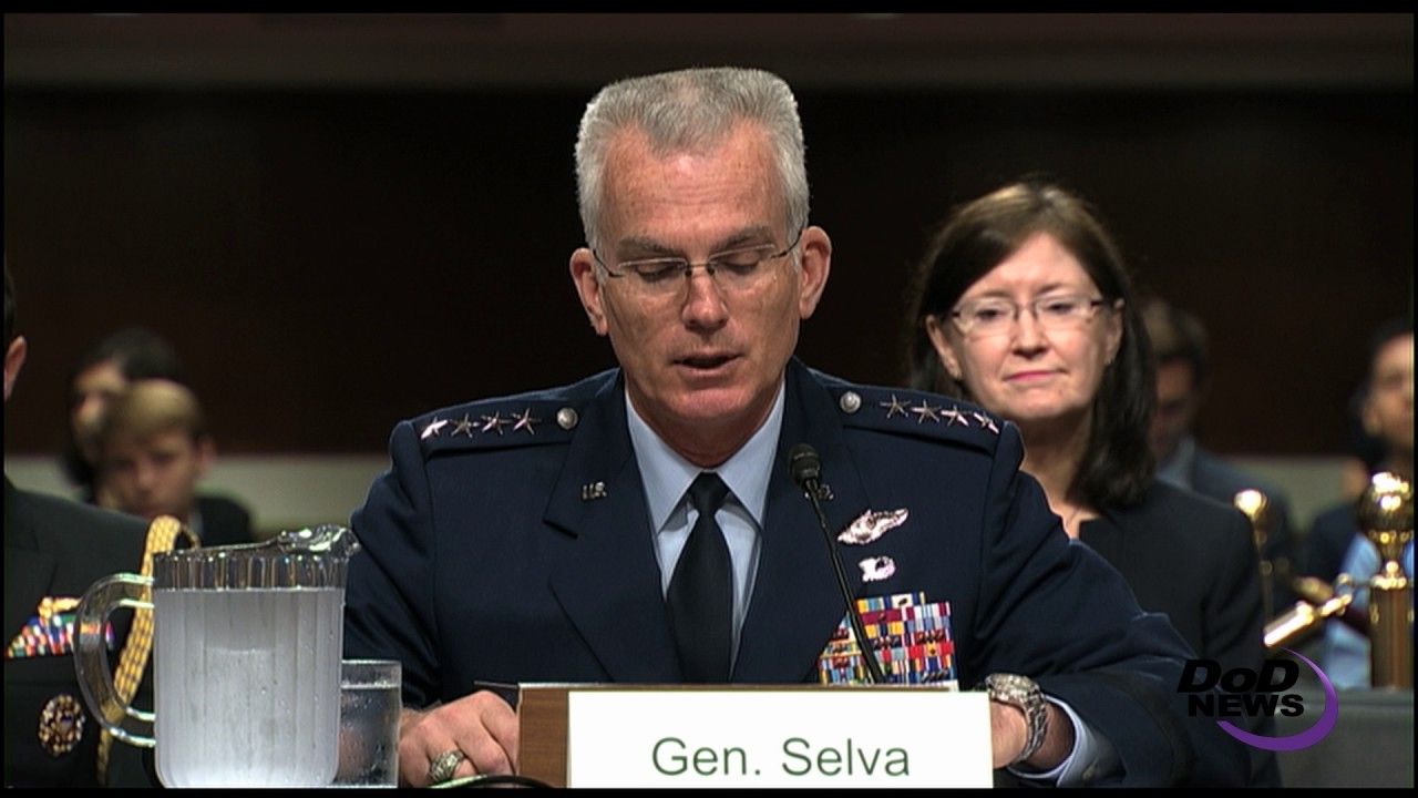 Vice Chairman: Budget Instability Amplifies Challenges to DoD