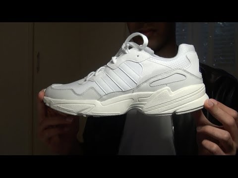 548baaa9980e5 New Dad Shoes by Adidas ! Yung - 96 first look and review ! - YouTube