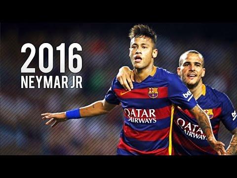 Neymar Jr. ● Dribbling Skills ● 2016